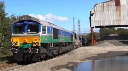 96. –  Pengam Reception Sidings – Neath Abbey Wharf returning to Cardiff - £25.99